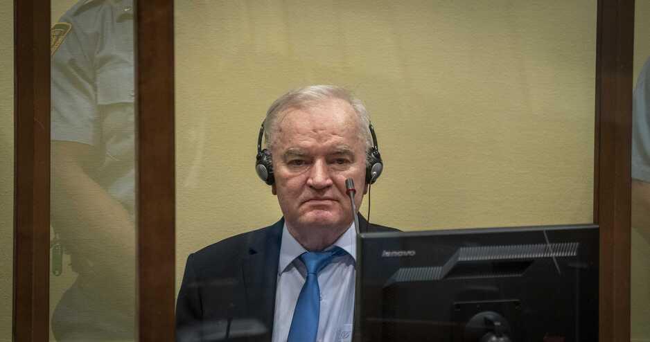Traži se zatvor u kojem će ratni zločinac Ratko Mladić služiti kaznu