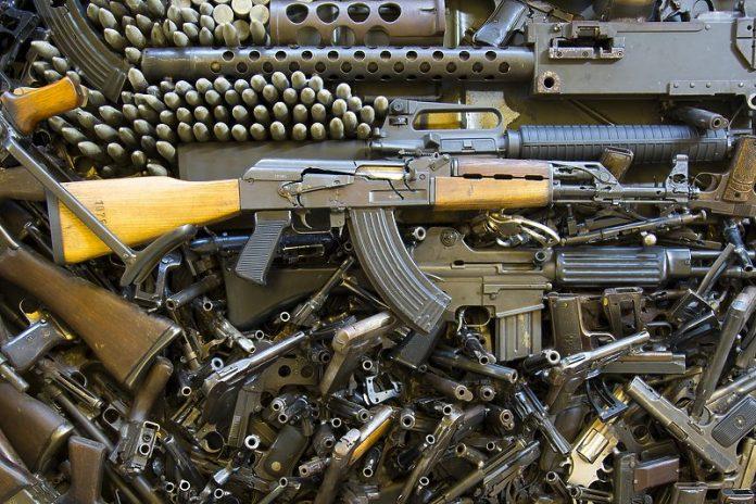 Oružje Ilustracija