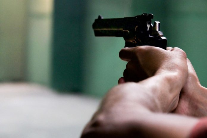 Pištolj Ilustracija
