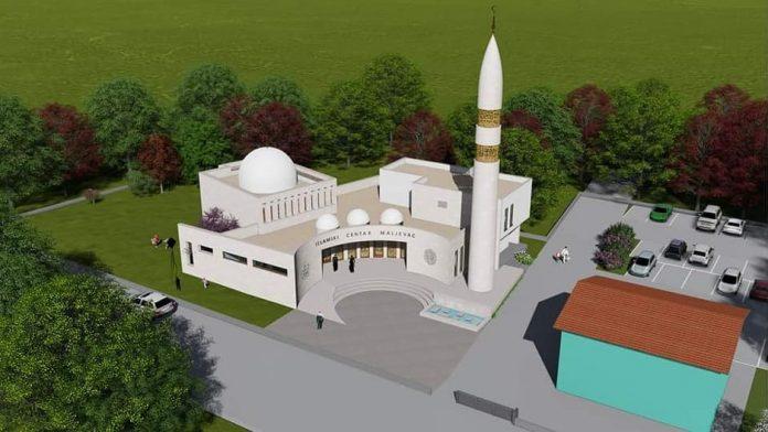 SImulacija Džamije U Hrvatskoj