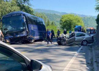 Saobraćajna Nezgoda Kod Nemile