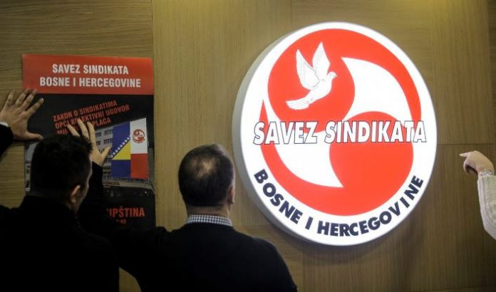 Savez Sindikata BiH