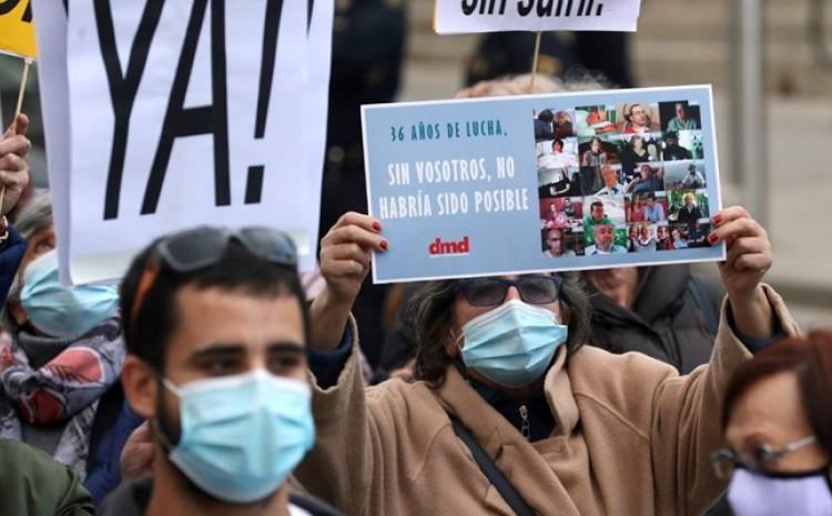 Španija legalizirala eutanaziju