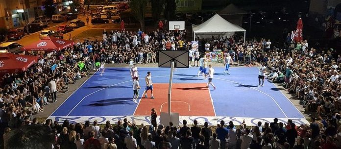 Street Basket Mokušnice