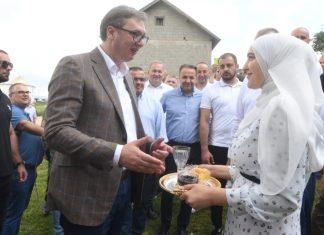 Vučić Izgradnja Džamije Copy