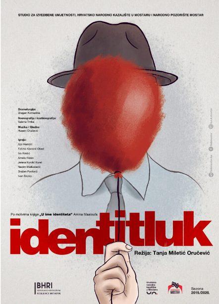 Identitluk Plakat