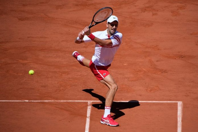 Novak Djokovic Sampion Roland Garrosa 20210613152955 666429 60c644115a73b