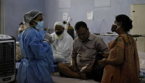U Indiji Najmanji Broj Novozarazenih U Posljednjih 88 Dana Indija 60d05c48a4112