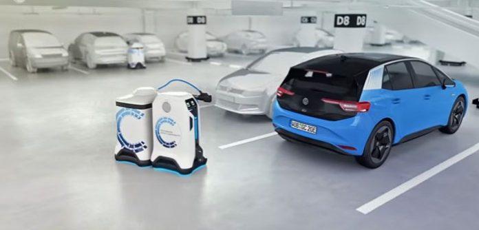 Volkswagen Robot Punjac