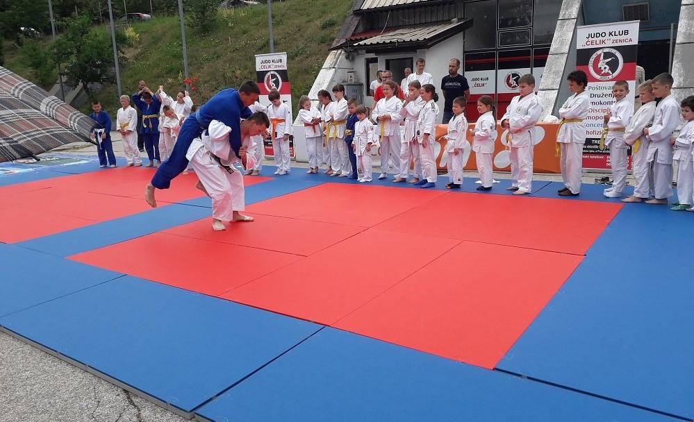"U Zenici održan judo turnir – ""Kup ZDK-Zenica open 2021"" (FOTO)"