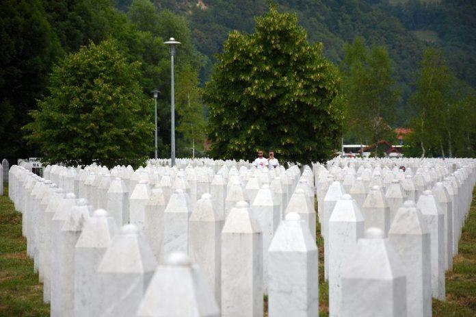 Srebrenica nišani