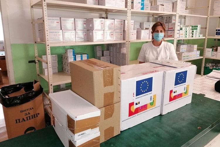 Evropska unija donirala BiH 35 EKG monitora i PCR uređaj