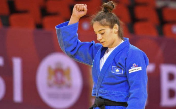 Nora Gjakova Judo Tokio
