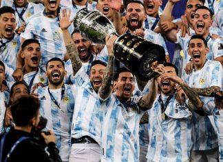Argentina Pobeda