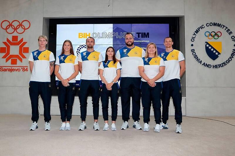 BiH u Tokiju predstavlja sedam olimpijaca, evo kada nastupaju