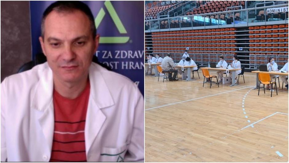 Dr. Kozica: Još pola miliona doza vakcina i potpuna zaštita populacije ZDK