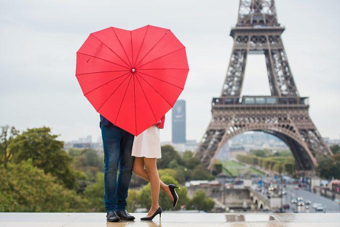 Francuzi Volim Te Pariz