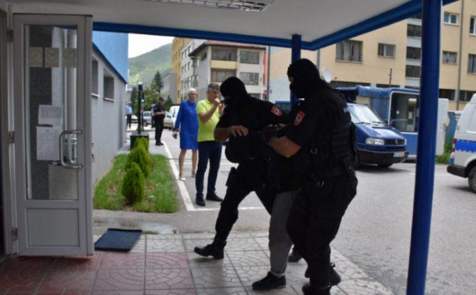 Hapšenje Policija Ilustracija