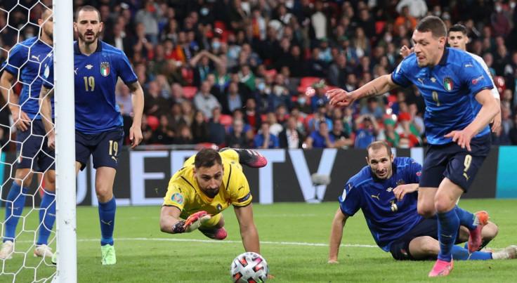 Italija i Engleska večeras igraju veliko finale Eura 2020