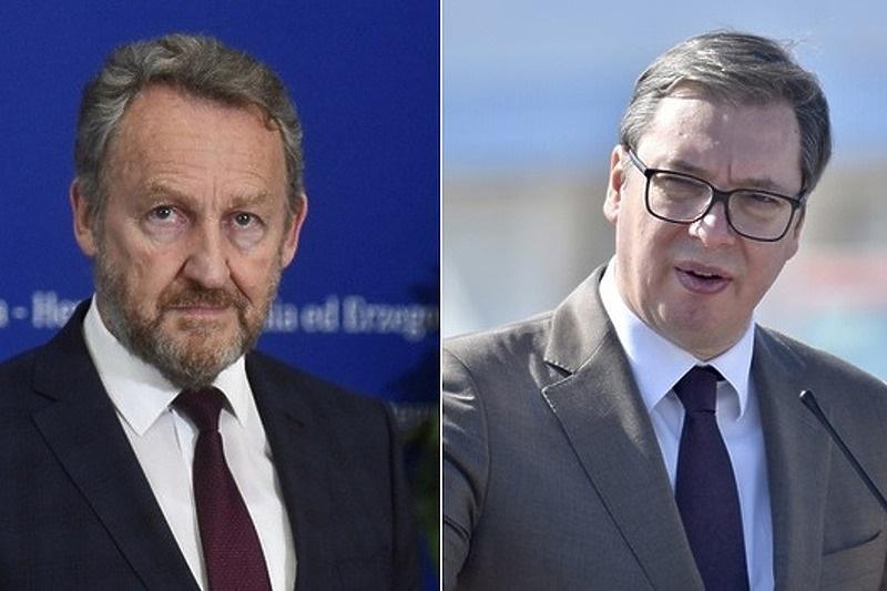 Na Izetbegovićev poziv da se ogradi od Vulina, Vučić pronašao krivce u BiH