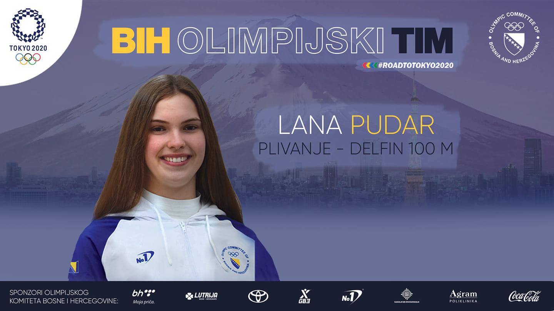 Olimpijske igre u Tokiju: Danas nastupa Lana Pudar