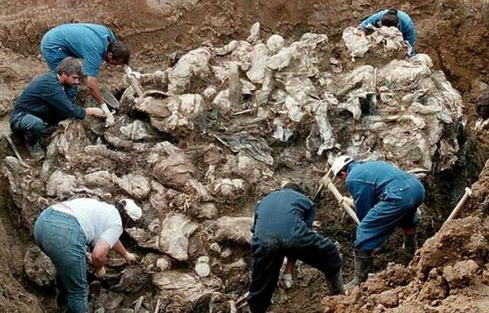 Masovna Grobnica Blizu Srebrenice Copy