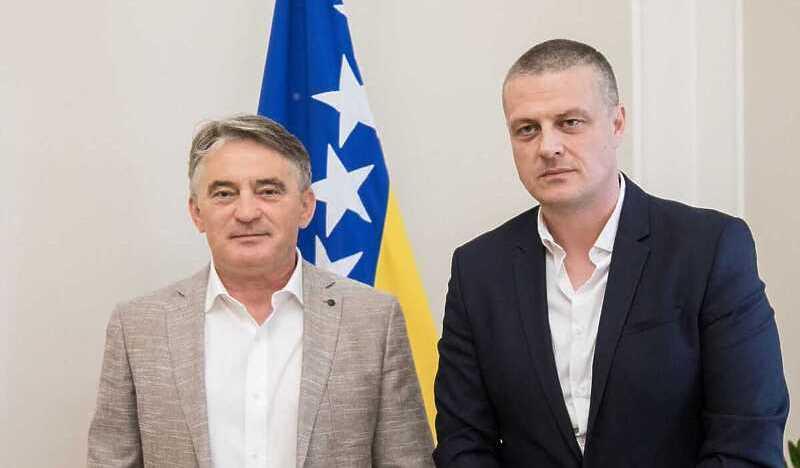 Komšić i Mijatović: Ne može biti kompromisa između građanske države i etničkih podjela