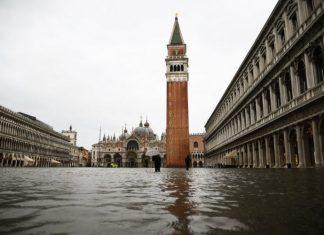 Palermo Italija Poplave