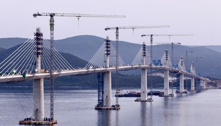 Pelješki most u potpunosti spojen