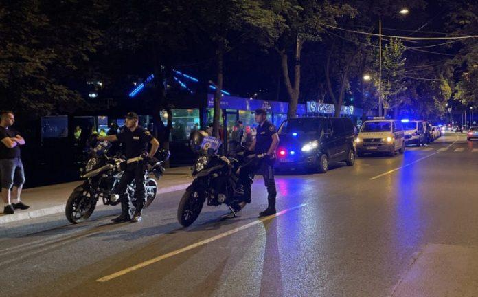 Policija MUP ZDK Racija