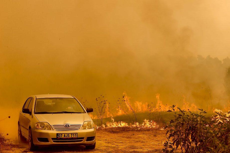 Veliki požar u Antaliji: Troje smrtno stradalih