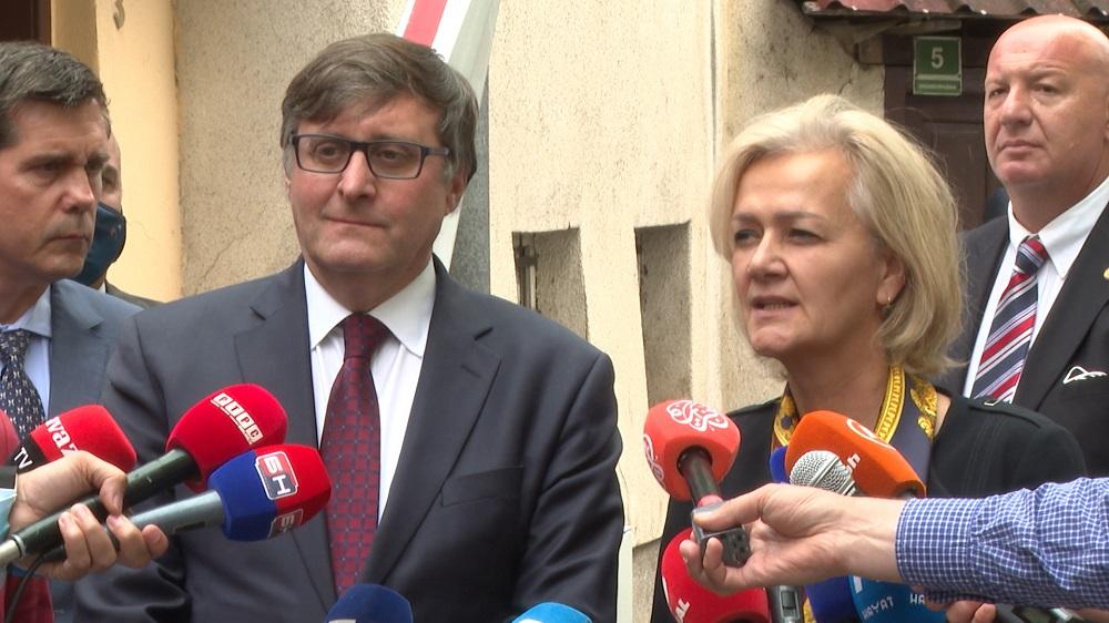 Palmer i Eichhorst u BiH: I dalje bez rješenja o izmjenama Izbornog zakona