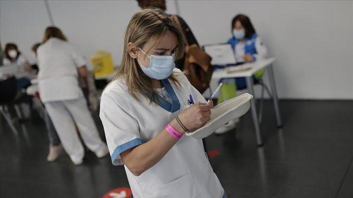 Španija Bolnica Koronavirus