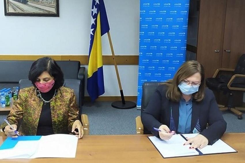 Bosni i Hercegovini donirano više od 295.900 PCR testova