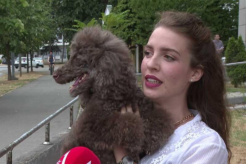 Bizarna scena u Banjoj Luci: Žena krvnički ugrizla psa u kafiću