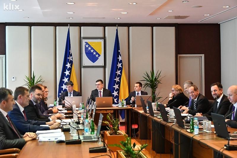 Vijeće ministara odbilo proglasiti 11. juli za Dan žalosti u BiH, protiv bili SNSD-ovci