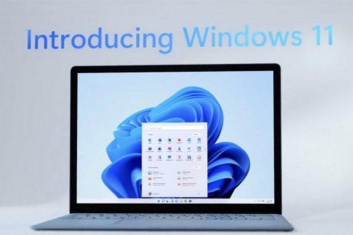 Windows 11 Ilustracija