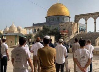Desetine Izraelskih Doseljenika Provalilo U Kompleks Al Akse Al Aqsa Jevereji Aa 60e71d15d2826