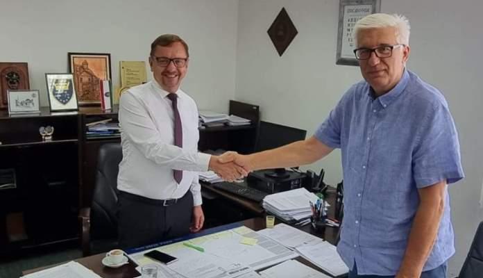 Đački dom Nedžad Ibrišimović Zenica dobija solarne panele za zagrijavanje vode