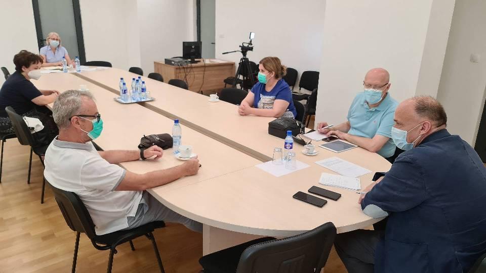 Zdravstveni sistem u ZDK se sprema za novi val pandemije koronavirusa