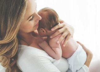 Majka Sa Bebom