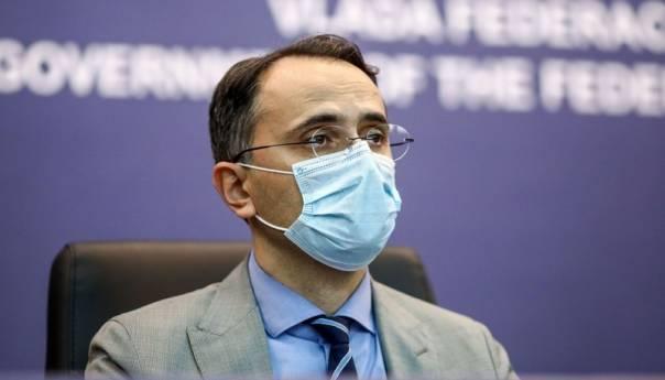 Musa: U FBiH potpuno vakcinisano sedam posto stanovništva