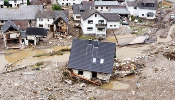 Nove velike poplave u Njemačkoj i Austriji (VIDEO)