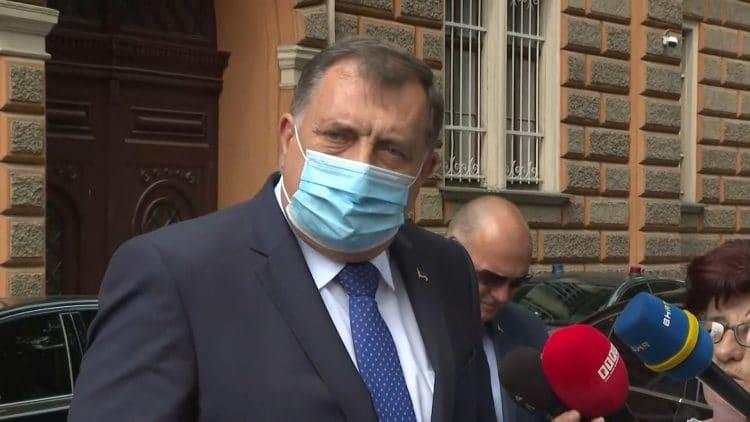 Dodik: Podnijeću krivične prijave protiv sudija Ustavnog suda BiH