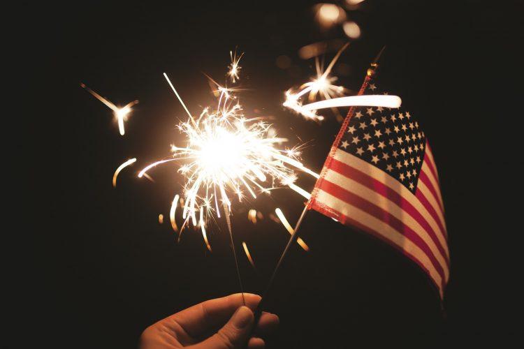 SAD slave Dan nezavisnosti