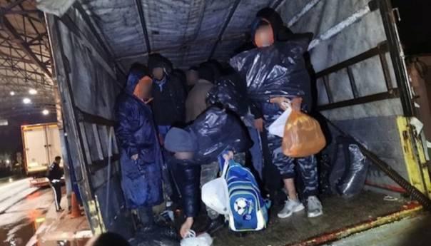 Više od 3.600 osoba spriječeno u pokušaju nezakonitog prelaska granice BiH