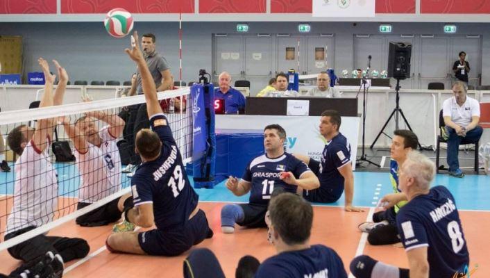 Reprezentacija BiH u sjedećoj odbojci pobjedom započela nastup na Paraolimpijskim igrama