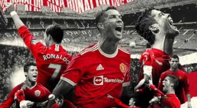 Cristiano Ronaldo potpisao ugovor s Manchester Unitedom