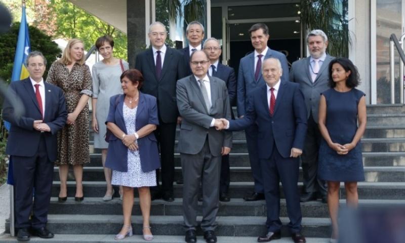 Schmidt službeno preuzeo ulogu visokog predstavnika u BiH