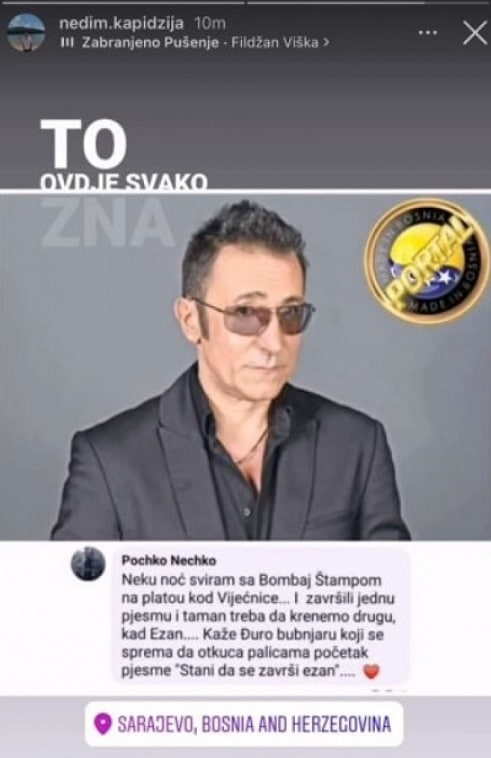 Story Instagram DJuro